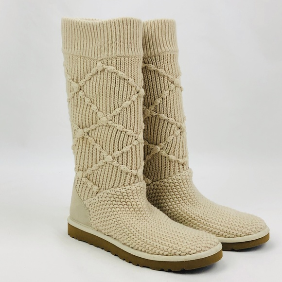 UGG Shoes - Knit UGG Boots